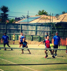 Gold Coast Tennis Coaching
