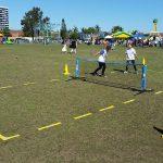 Tennis at Biggera Waters State School Fete