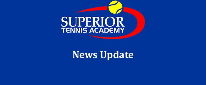 Superior Tennis Academy News Update