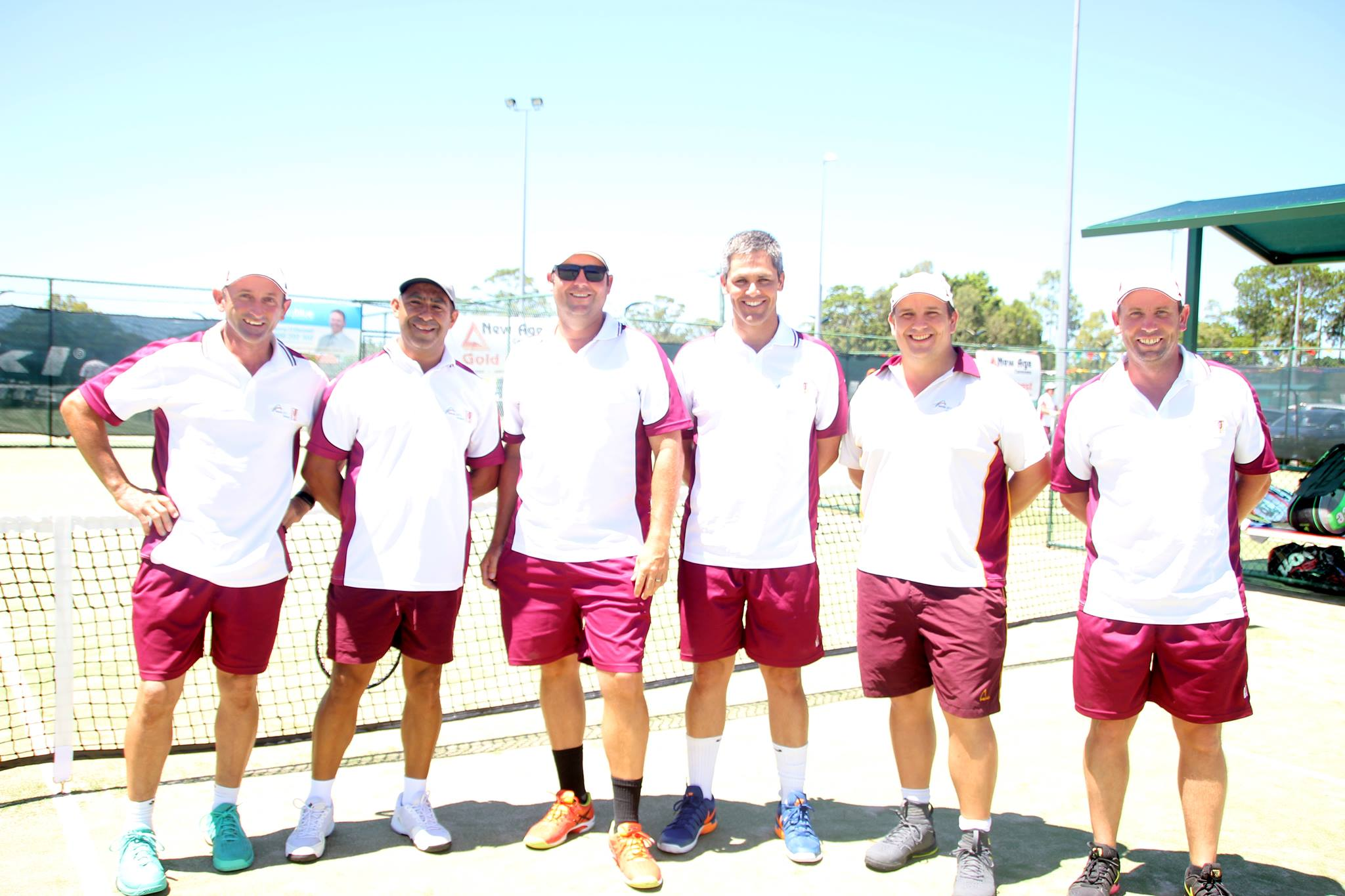 Q18 Queensland Tennis Team