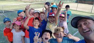 School Holiday Tennis Camps